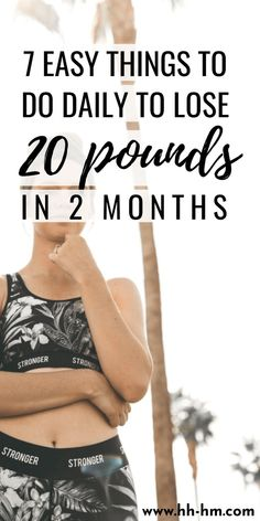 How to lose 20 pounds in 2 months! Some weight loss tips that have always worked for me in the past and how I& planning to lose the extra pounds during the next few months. Including a beginner workout plan. Weight loss tips for beginners Weight Loss Meals, Diets Plans To Lose Weight, Weight Loss Workout Plan, Lose Weight In A Week, Weight Loss Challenge, Weight Loss Transformation, Healthy Weight Loss, Weight Loss Journey, How To Lose Weight Fast