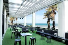 Encore St Kilda Beach is Australia's most inspiring events venue, a space dedicated to creating exceptional event experiences. St Kilda, Business Events, Event Venues, Pergola, Outdoor Structures, Patio, Beach, Melbourne, Outdoor Decor