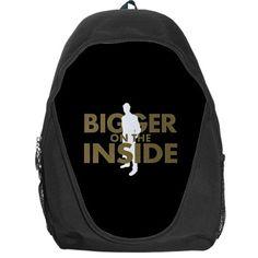 Bigger on the Inside Backpack