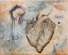 paintings of anatomy - Google Search