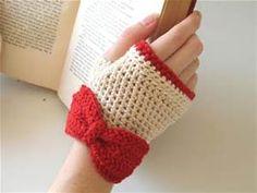 crochet mitten - Bing images