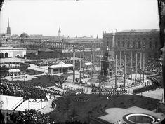 Image Old Photographs, Vienna, Austria, Paris Skyline, History, Travel, Image, Remember This, Tourism