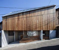 Casa Sakanoue par Kazuhiko Kishimoto