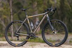 Jesse's Curve Cycling GMX Drop Bar 29'r