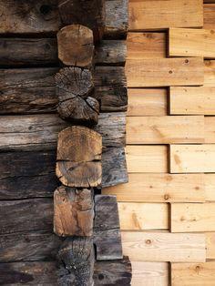 on something, remash: barn + stable transformation | detail ~...