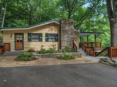 Cottage vacation rental in Waynesville, NC, USA from VRBO.com! #vacation #rental #travel #vrbo