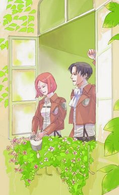 Shingeki No Kyojin Doujinshi (Levi X Petra) Rivetra Chap 38 Armin, Levi And Petra, Attack On Titan Ships, Manga Couple, Wattpad, Best Waifu, Levi Ackerman, I Love Anime, Love Pictures