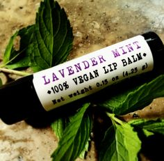 Our renowned lip balm in luxurious lavender mint.All natural, organic…