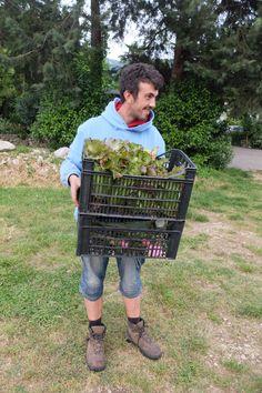 andrea, our farmer chef!