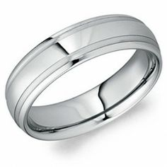 Crown Ring - Collections Alternative Metal Tungsten Carbide Tu 0514