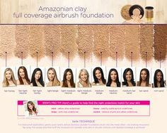 Choose The Right Foundation Shade