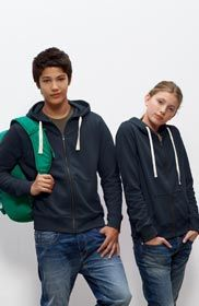 Stanley & Stella Children In Need, Hoodies, Fabric, Sweaters, Jackets, Collection, Fashion, Tejido, Down Jackets