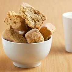 Oatmeal buttermilk rusks - Food24 Buttermilk Rusks, M&m Recipe, Freshly Baked, Recipe Of The Day, Tray Bakes, Afternoon Tea, Baked Goods, Breakfast Recipes, Peanut Butter