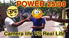 Real Life VS Camera Life || Glass Power 25/30 Bangla Funny Video || The sobuZ https://youtu.be/TUpkZQU3kxY