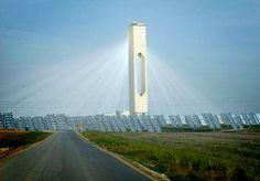 SOLAR POWER    Solar Thermal Power Plants