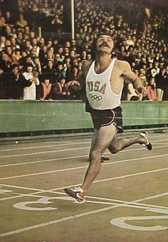 Our Steve Prefontaine was the greatest long distance runner in American History and by far one of Oregon's most popular Track and Field athlete's of all time....