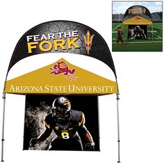 Promotional Products Blog Get Ready For Football Season & Tailgating Parties with our Promo Tents! #tents #events #parties #promoproducts