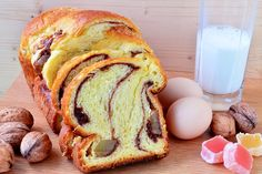 Different Cakes, Sweets, Bread, Desserts, Diana, Food, Juices, Sweet Recipes, Fruit