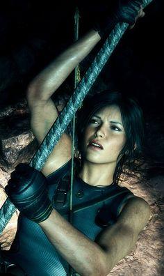 Shadow of the Tomb Raider Tomb Raider Game, Tomb Raider Cosplay, Tomb Raider Lara Croft, Fantasy Women, Fantasy Girl, Lara Croft Wallpaper, Resident Evil Girl, Laura Croft, Video Game Characters