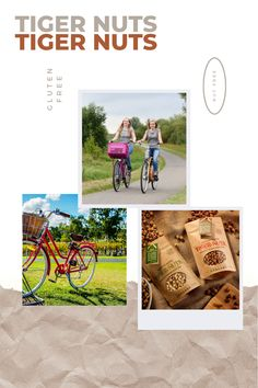 If you are a Biker then you need the energy of Tiger Nuts! #TigerNuts are rich source of non-meat protein, which supplies energy needed for carrying out heavy work all day. It's ideal for people with nut allergies, very high in resistant starch and vitamin E. 🚴♀️🚴♂️ Wellness Tips, Health And Wellness, Health Fitness, What Are Tiger Nuts, Nut Allergies, Body Hacks, Healthy Eating Habits, Natural Home Remedies, Fast Weight Loss