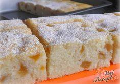 Czech Recipes, Ethnic Recipes, Cornbread, Vanilla Cake, Food And Drink, Sweets, Desserts, Millet Bread, Vanilla Sponge Cake