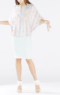 Skarlett Relaxed Handkerchief Top