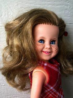 Tjorven. Maria Teresa, Vintage Dolls, Childhood Memories, Italy, Eyes, Face, Artist, Latin Dance, Toys