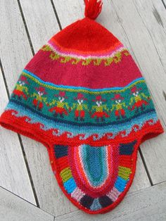 inca child cap