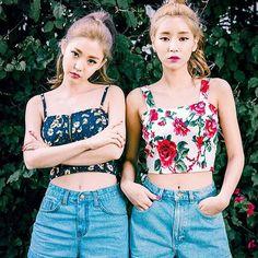 Korean Fashion #chuu_official