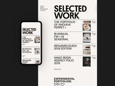 Ari — SELECTED WORK index work website portfolio grid design typography ui Website Design Layout, Web Layout, Website Design Inspiration, Layout Design, Index Design, Grid Design, App Design, Graphic Design, Flat Design