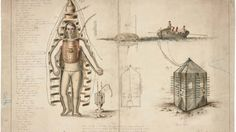 A arte dos desenhos de patentes.  (Com algumas imprecisões mas bastante interessante.)