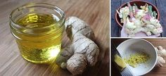 How to Make Ginger Oil To Counter Prostate, Ovarian and Colon Cancer