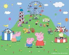 Imprimibles de Peppa Pig. | Ideas y material gratis para fiestas y celebraciones Oh My Fiesta!