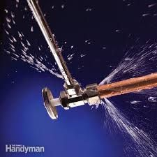 Repair all plumbing leaks, including faucets and drain traps.