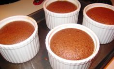Quick and Dirty Chocolate Souffle - from Lunch in Paris, Elizabeth Bard (could make gluten free by omitting flour)