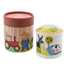 A great gift to encourage little children to save their pennies. £13.95