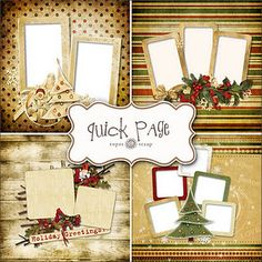 free quick pages