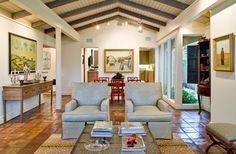 Astounding Mexican Floor Tile Decorating Ideas Images in Living Room ...