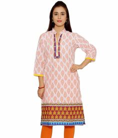 HEAVY DISCOUNT ON COTTON DAILY WEAR KURTIS
