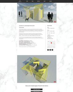 The Eco Cube by Upcircle Design Studio London, London Design Festival, Slow Design, City Road, Design Movements, Graphic Design Studios, Sustainable Design, Local Artists, Innovation Design