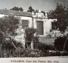 Solar dos Pintos, de Paramos (Espinho) Medieval, Outdoor, Vintage, Solar, Black, Rook, Outdoors, Vintage Comics, Outdoor Life