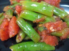 Mexican Green Beans Recipe - Low-cholesterol.Food.com - 261202