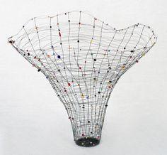 Sally Prangley: Artist, Wire Work