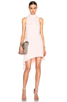Image 1 of camilla and marc Lois Lan Dress in Chalk Pink