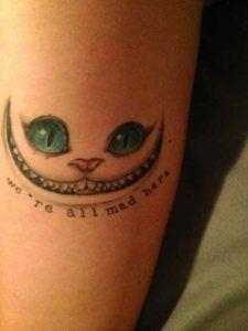disney tattoos for women