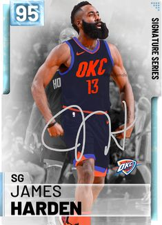 (404) Custom Cards - 2KMTCentral Basketball Quotes, Nba Basketball, James Harden Mvp, Player Card, Celebrity Caricatures, Kyrie Irving, Custom Cards, Thunder, News