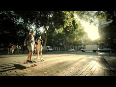 These girls have fun! I want to join them lol even though I have never been long boarding!