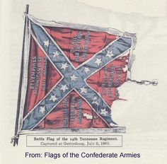 A project by the Tennessee Division Sons of Confederate Veterans organization to conserve historic flags in the Tennessee State Museum. Flags Of Our Fathers, Center Point, Gettysburg, Warfare, Conservation, Tennessee, Banners, Effort, Banner