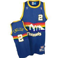 Adidas Denver Nuggets Alex English Soul Swingman Road Jersey  89.99  Throwback Nba Jerseys 5fc878b28