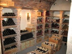 Small Wine Cellars | Wine Cellar Shelving